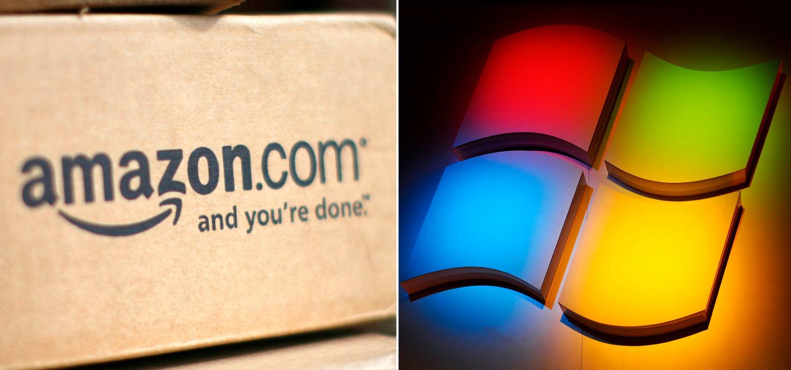 KOMBO Amazon / Microsoft
