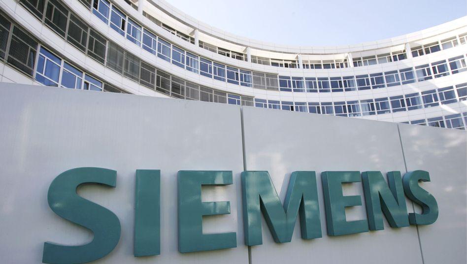 Siemens-Gebäude in München: Umstrittene Gehaltserhöhung für Gesamtbetriebsrat Adler