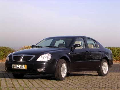Klassische Limousine: Der Brilliance BS6 buhlt mit italienischem Design und schmalem Preis um Kunden