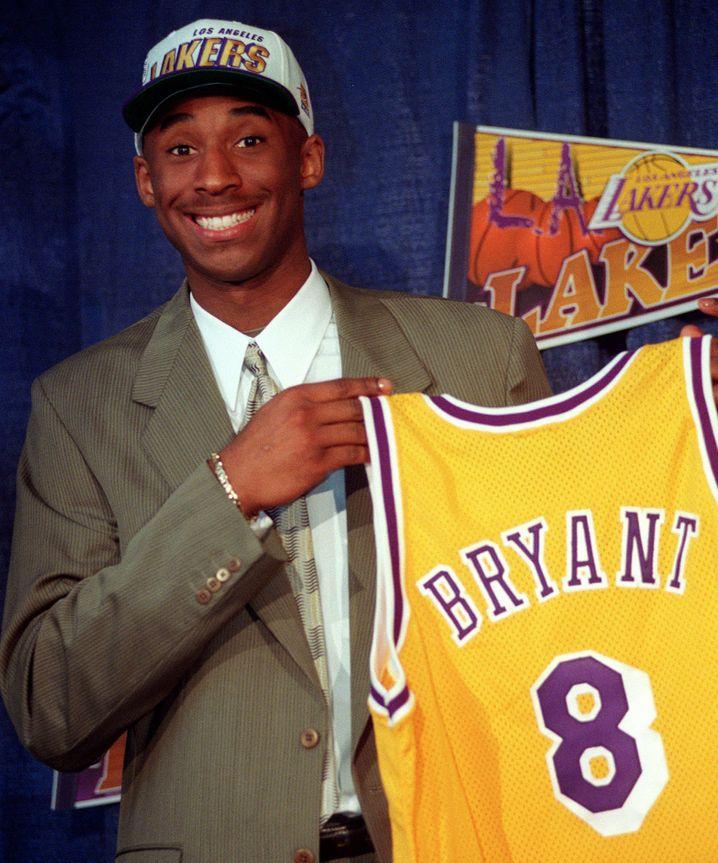 Selbstvertrauen: Bryant war schon mit 17 von seinen Qualitäten überzeugt