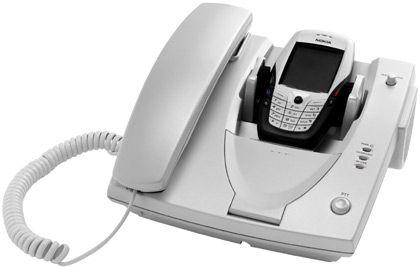 MyDOQ Station: Telefon im Telefon