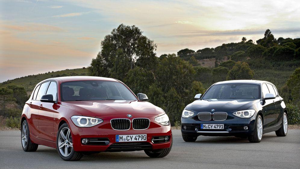 Neuer BMW 1er: Bewährtes in neuer Form