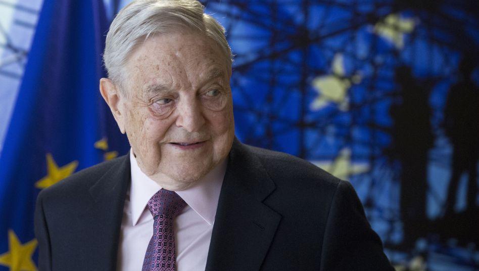 Investmentlegende George Soros: Geld verdienen bei Trumps Scheitern