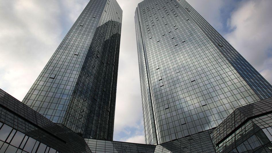 Deutsche Bank: Ein Gewinn!
