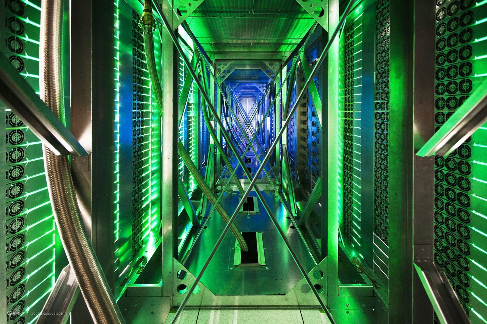 Google Data Center in Oklahoma