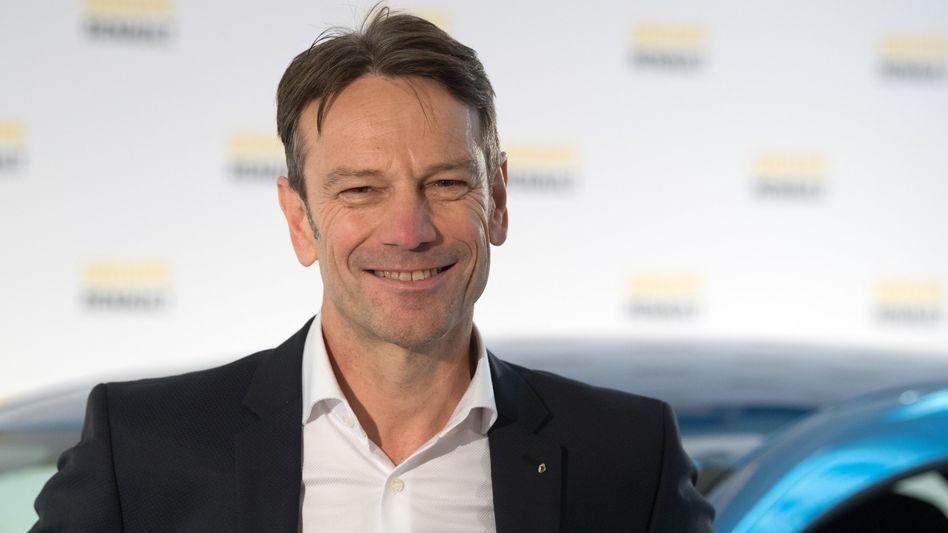 Aufstieg: Uwe Hochgeschurtz, bisher Deutschland-Chef von Renault, rückt am 1. September an die Spitze von Opel.