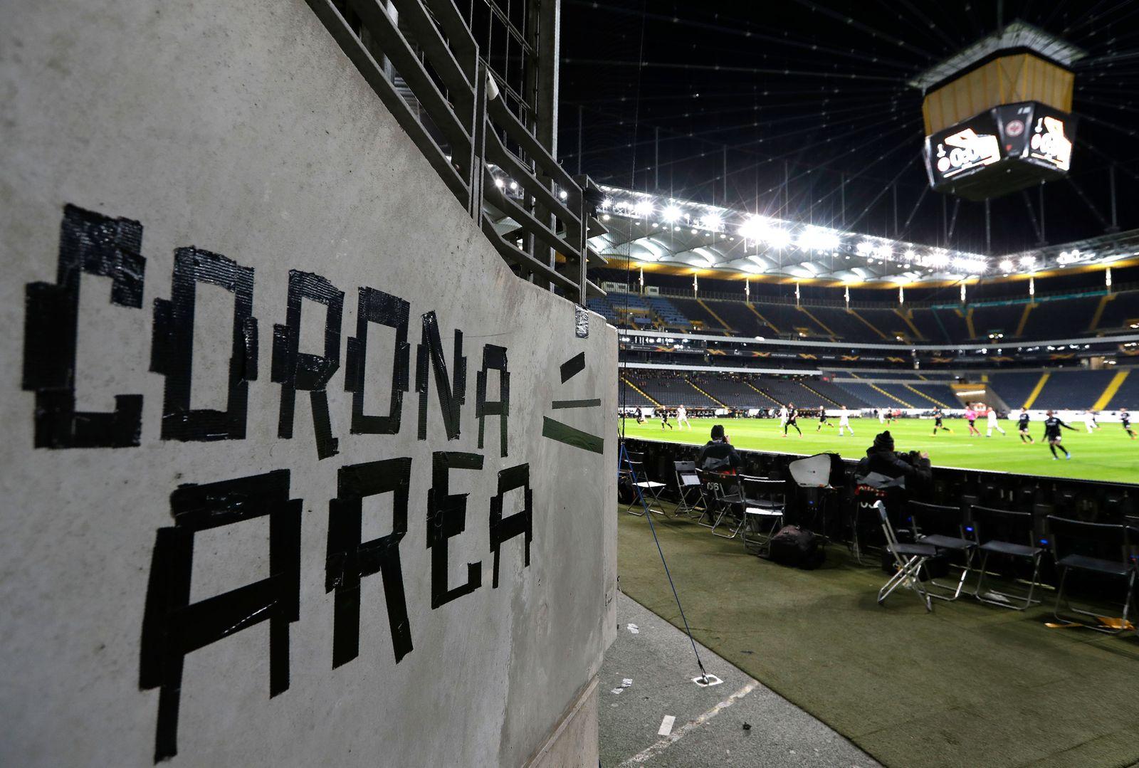 Fußball / Corona / Bundesliga