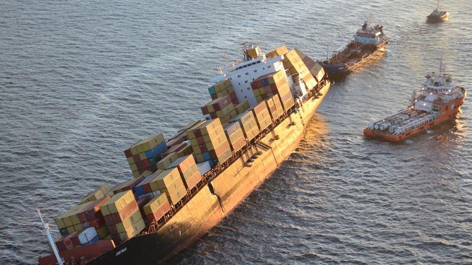 Schwere Schieflage: Immer mehr Schiffsfonds müssen Insolvenz anmelden