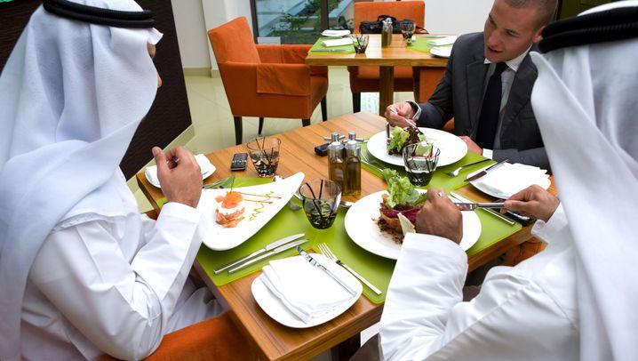 Business-Knigge: Erfolgreich unterwegs in den Golfstaaten