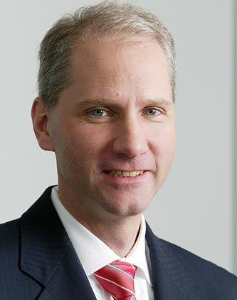 """""""Riester""""-Fan: MLP-Vorstand Frieg ist bei dem Finanzdienstleister für Produktmanagement und -einkauf verantwortlich"""
