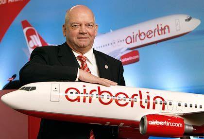Air Berlin: Der Erlös der Platzierung soll für allgemeine Unternehmenszwecke verwendet werden