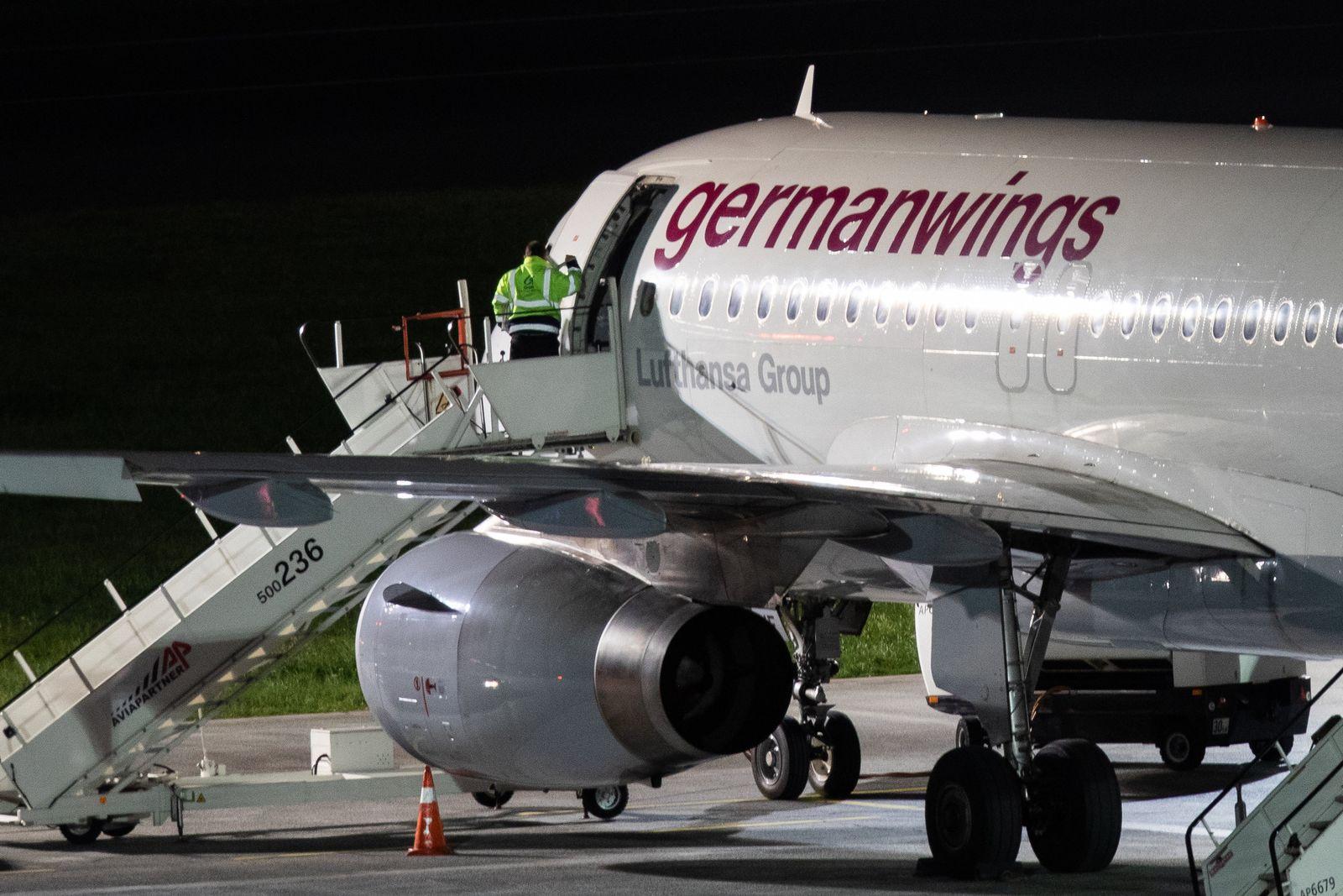 Germanwings Streik