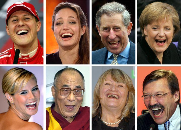 Auch mal das Positive sehen: Lachen ist gesund