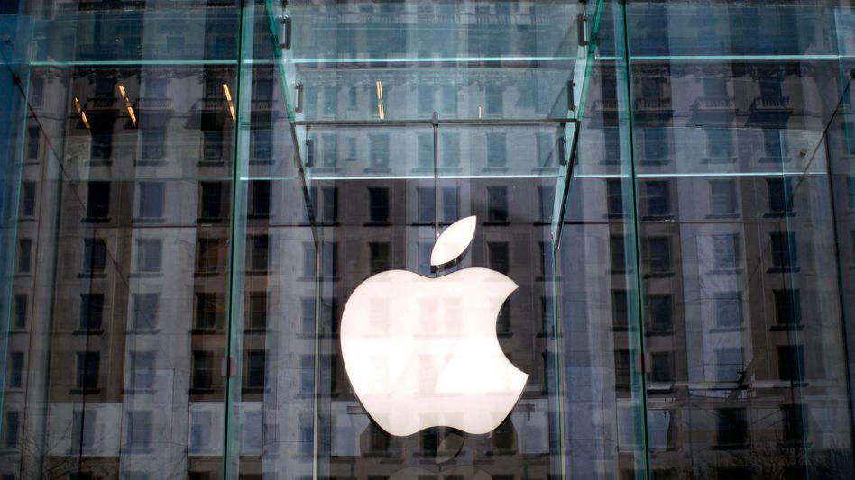 Apple Store in New York: Bei digitalen Büchern traf der Konzern Anti-Amazon-Absprachen mit Verlagen