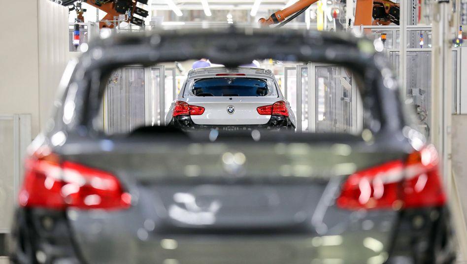 Gemeinsame Plattform: BMW und Microsoft wollen Produktion und Logistik zusammenbringen