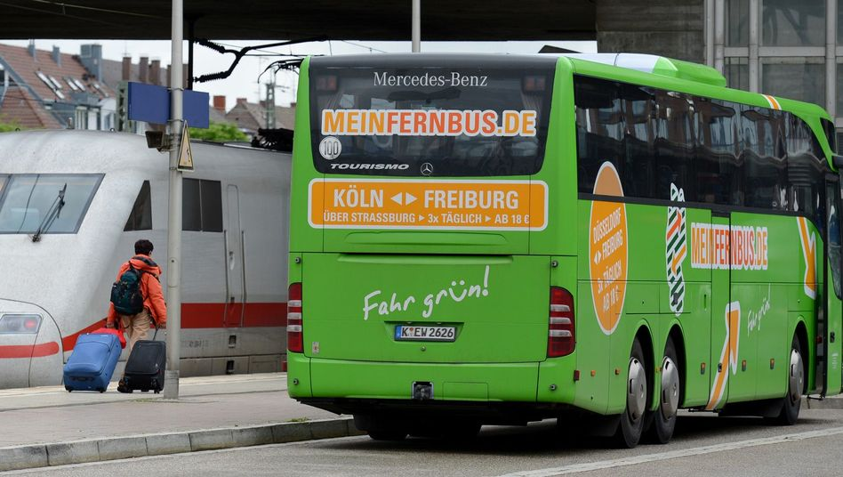 ICE, Flixbus: Die Konkurrenz nimmt zu