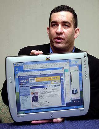Chancenlos: Statt zum mobilen Display Mira griffen die Verbraucher lieber zum Laptop
