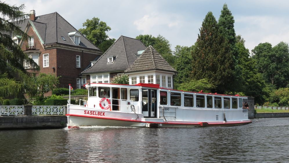 Schönes Hamburg: Paddeln auf Alster und Elbe