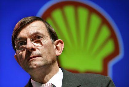 318 Milliarden Dollar Umsatz: Shell-Chef van der Veer