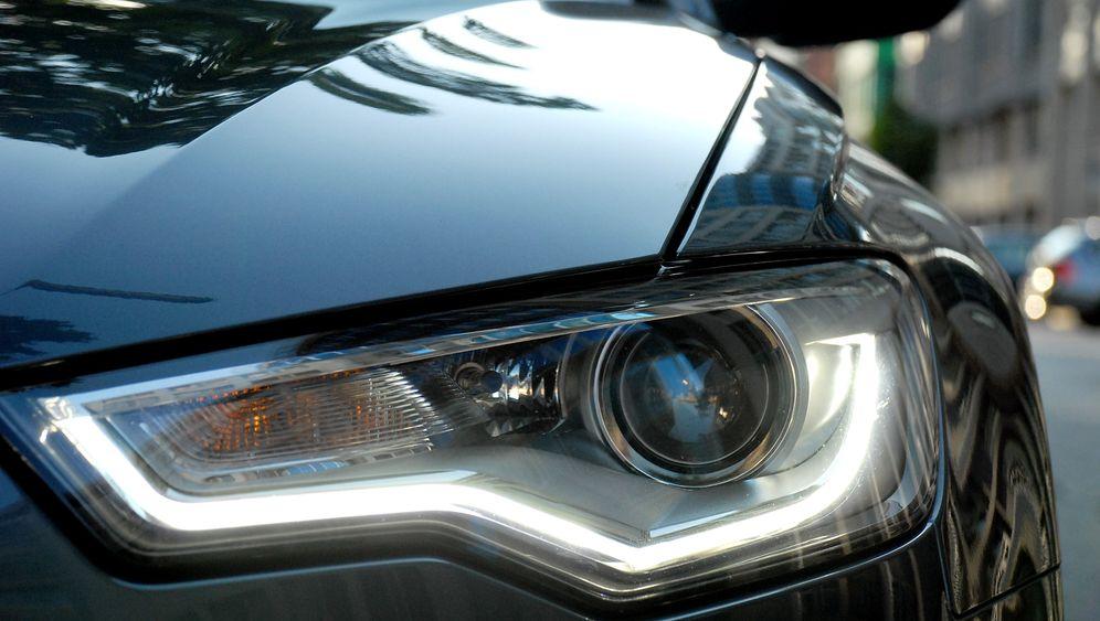 Helle Freude: LED-Scheinwerfer