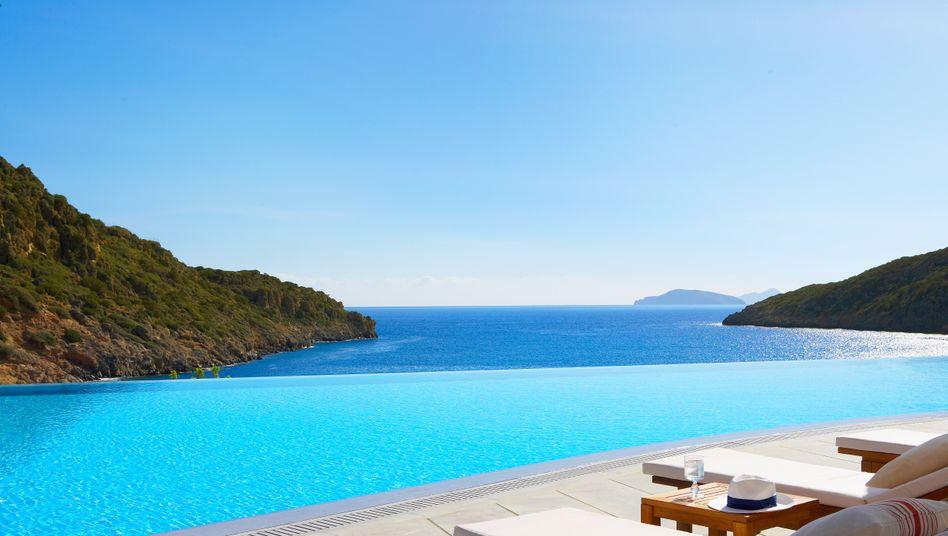 Griechenland und andere europäische Länder werben um Urlauber