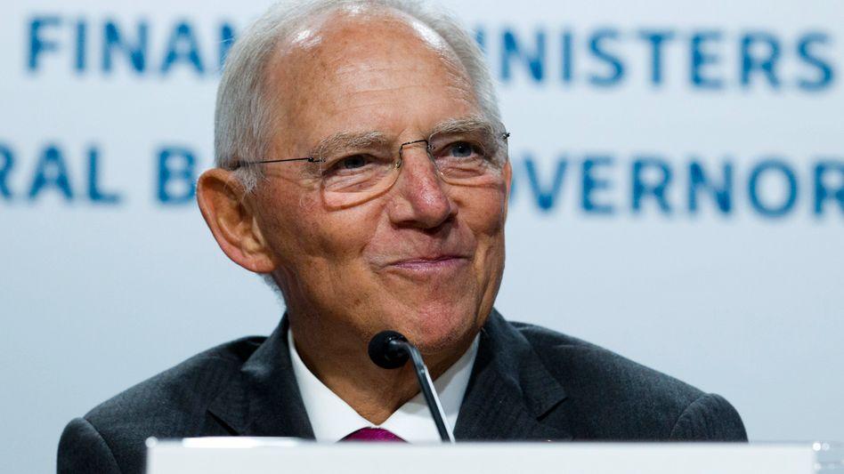 75 Jahre und kein bisschen müde: Wolfgang Schäuble kann oder will einfach nicht mit dem Arbeiten aufhören. Er zählt zu jenen Vertretern in der Union, die sich für einen späteren Renteneintritt über 67 hinaus stark machen