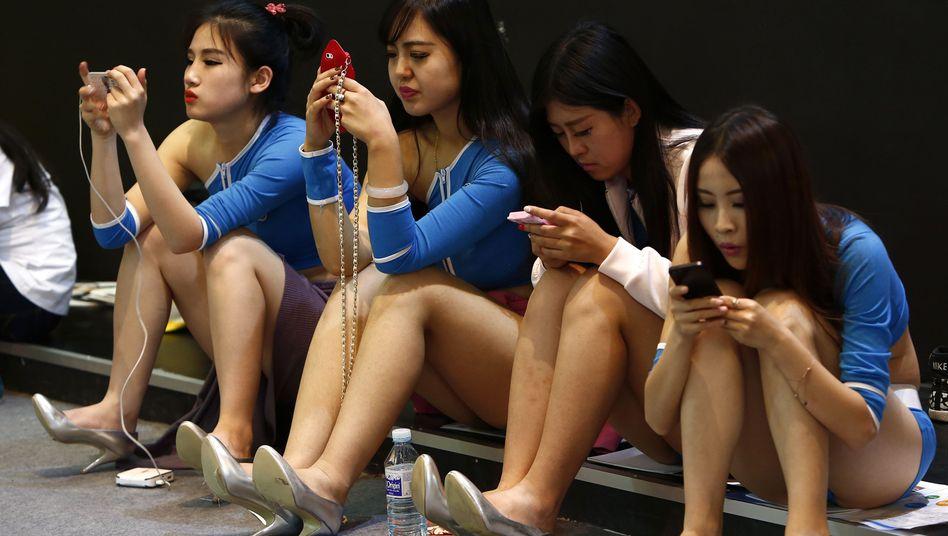 Total mobil: Alibaba will über den Einstieg beim Smartphonehersteller Meizu näher an die Kunden