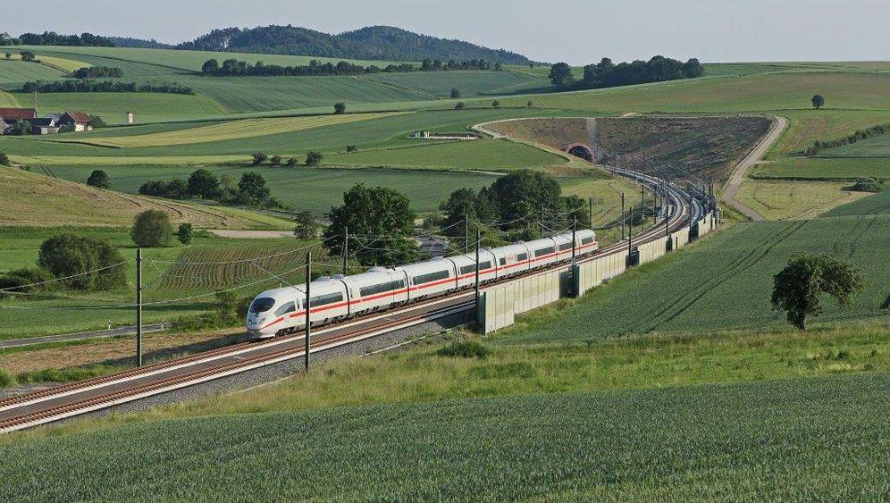Mit Tempo 300 durch Ostdeutschland: Auf diesen Strecken sparen Bahnfahrer am meisten Zeit
