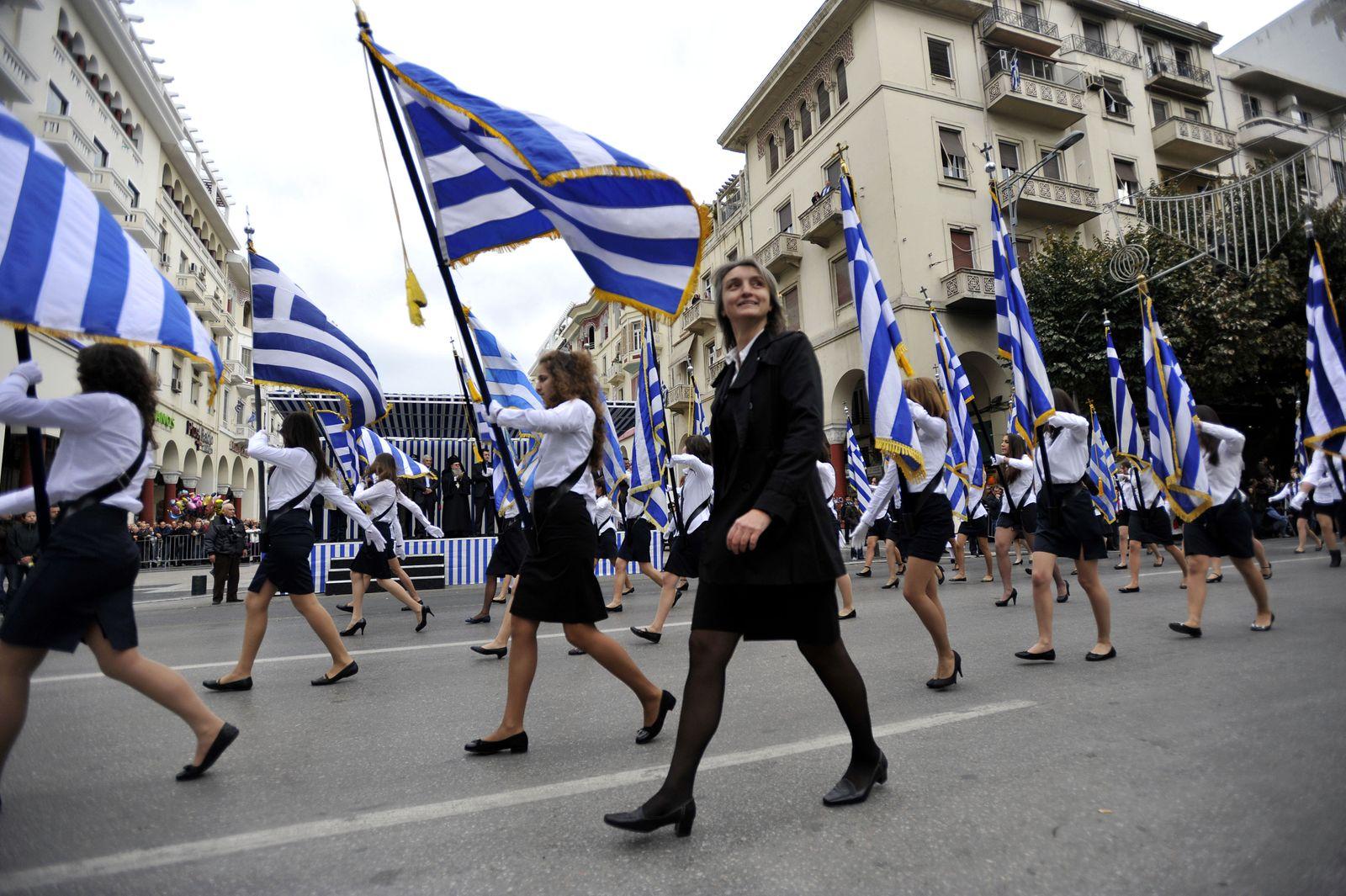 Griechenland / Lehrer