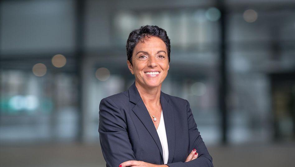 Sabrina Soussan: Die Siemens-Managerin verlässt die Zugsparte Mobility auf eigenen Wunsch