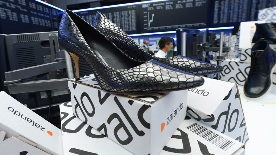 Zum Börsengang vor fast vier Jahren war die Welt für Zalando noch halbwegs in Ordnung
