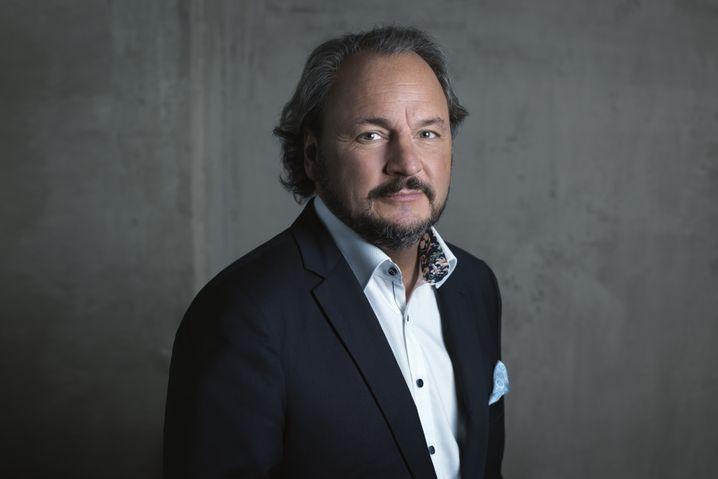 """Lücke statt Krücke"": Der Freenet-CEO Christoph Vilanek ist Großaktionär bei Ceconomy."