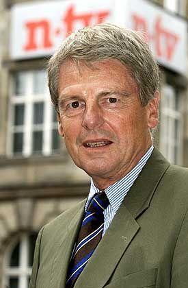 Journalist Bresser: Kein Talk mit Johannes Rau?