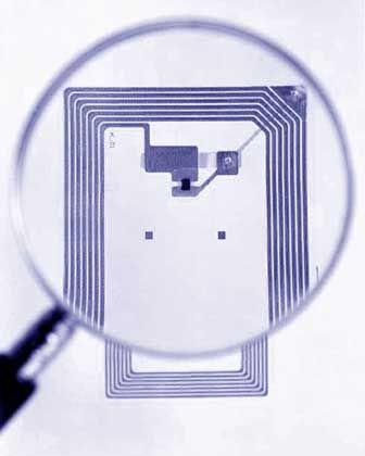 RFID-Chips: Nachvollziehbare Lieferkette