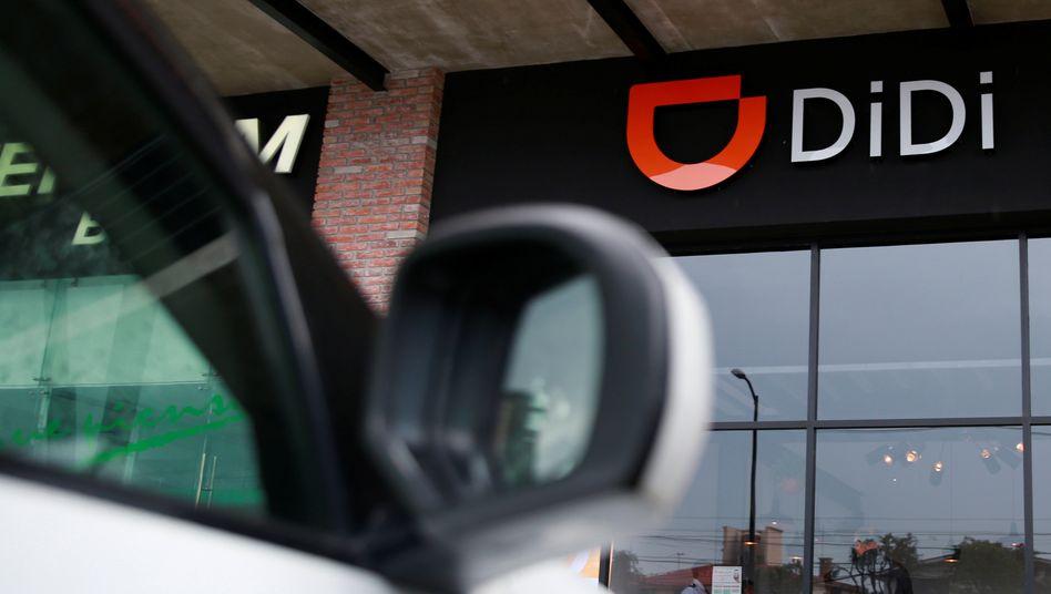 Auf dem Weg an die Börse: Didi Chuxing plant ein IPO an der Wall Street