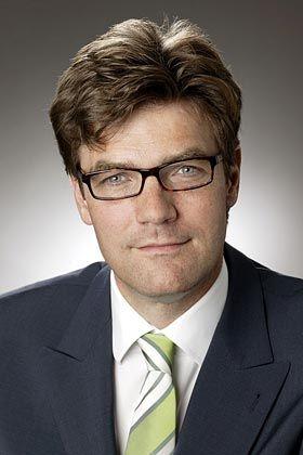 Christian Jerusalem (44) ist Seniorpartner des deutschen Büros der Personalberatung Korn/Ferry International in Frankfurt am Main