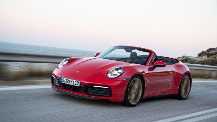 Ranking der Neuheiten: Der Porsche 911 ist das profitabelste neue Auto des Jahres