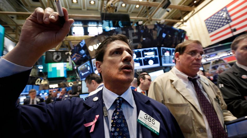 US-Börsianer in Aktion: Die Aktie von Cynk gewann in drei Wochen 25.000 Prozent an Wert