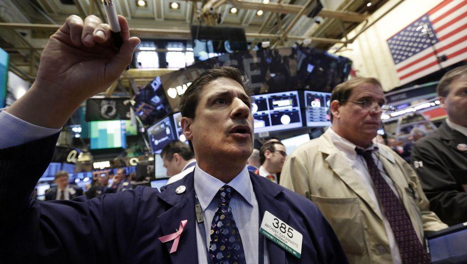 Wall Street: Gewinnmitnahmen in USA belasten auch den Dax