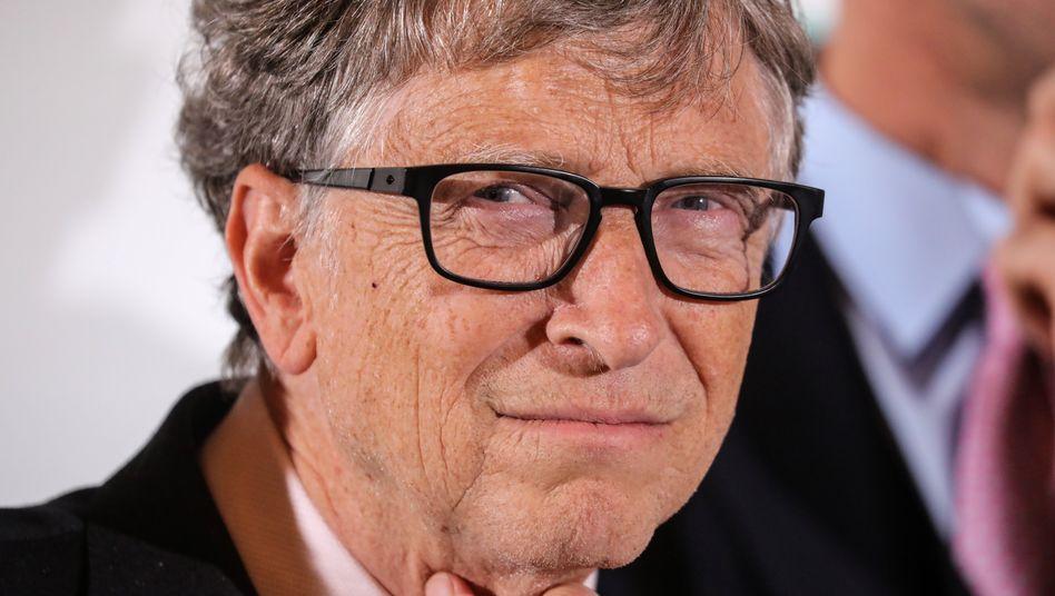 Wie sieht die Welt nach der Pandemie aus? Bill Gates.