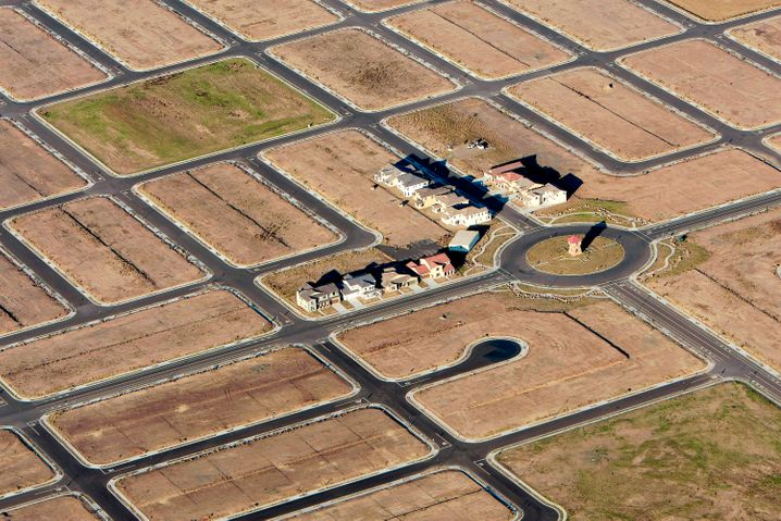Exurbs: Die Neubaugebiete der Blasenzeit werden wieder gebraucht