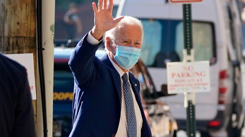 Joe Biden scharrt zur Bekämpfung der Corona-Pandemie Experten und Wissenschaftler um sich