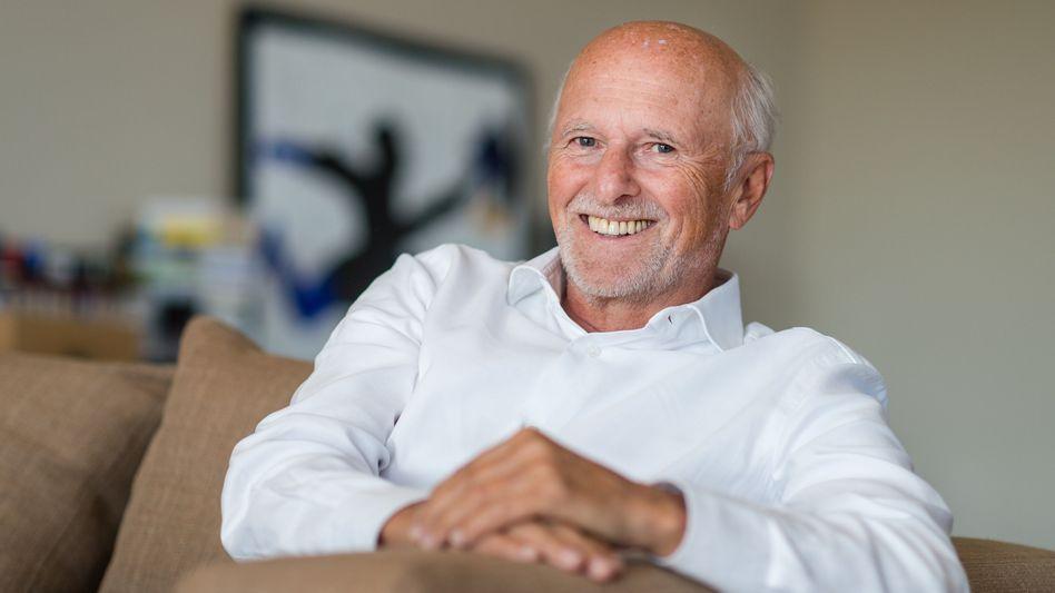 Dirk Roßmann, Inhaber und Gründer der Drogeriemarktkette Rossmann