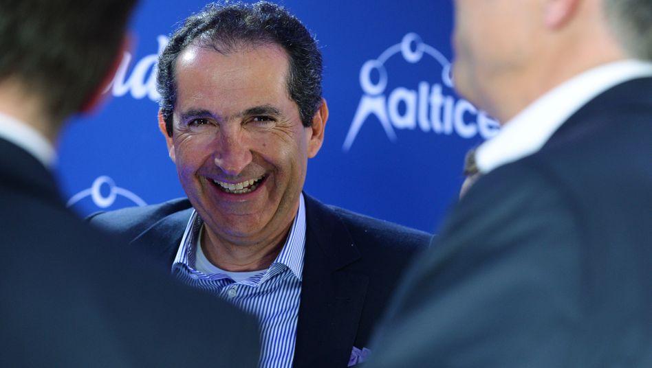 Künftiger Auktionshausinhaber: Telekom-Milliardär Patrick Drahi