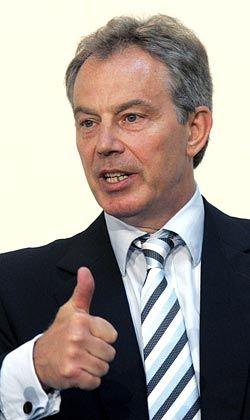 Britischer Berater: Blair wird JPM mit seiner politischen Erfahrung helfen