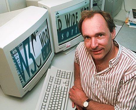 Trennt Technik von Politik:WWW-Erfinder Tim Berners-Lee