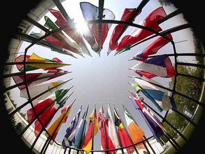 Europäische Union: Selbst entfernte Wirtschaftsregionen spüren bereits die ersten Schockwellen der Euro-Krise