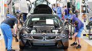 BMW will Produktionskosten je Auto um 25 Prozent senken