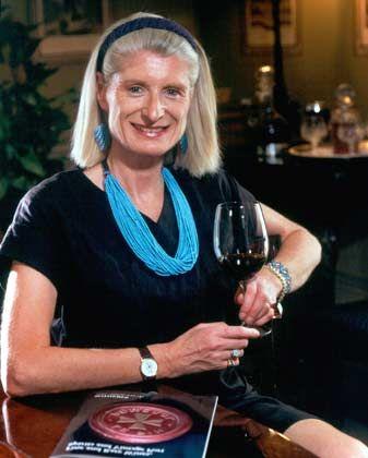 """""""Ohne Unterstützung der Herrenzirkel: Serena Sutcliffe"""