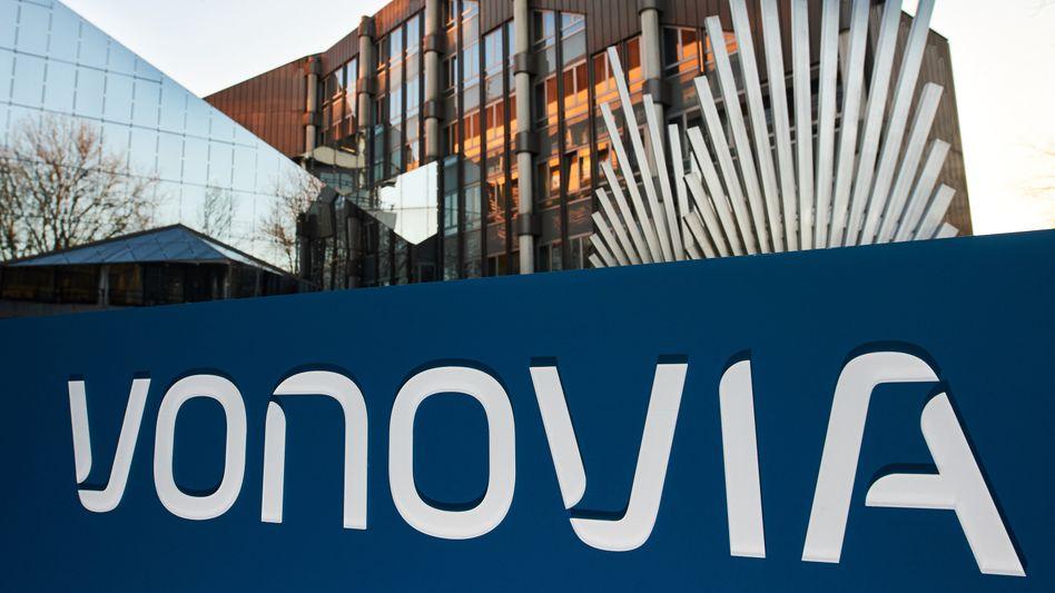 Vonovia-Sitz in Bochum: Der Konzern ringt weiter um die Übernahme der Deutschen Wohnen
